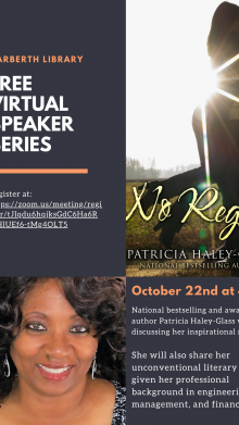 Narbeth Library Virtual Author Series