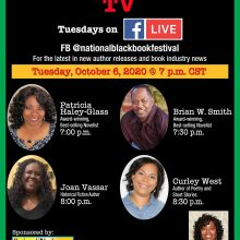 Black Authors Matter Series