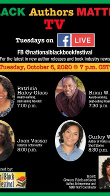 Black Authors Matter Series